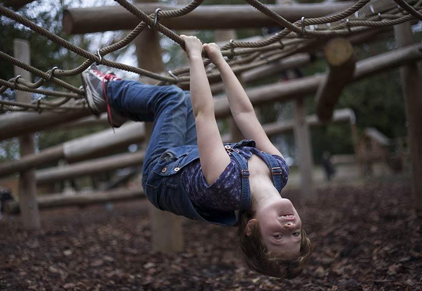 Playgarden Story - Climbing Ropes