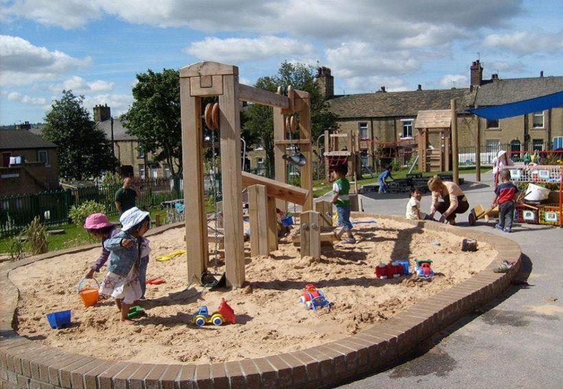 St Edmund's Nursery School, Bradford
