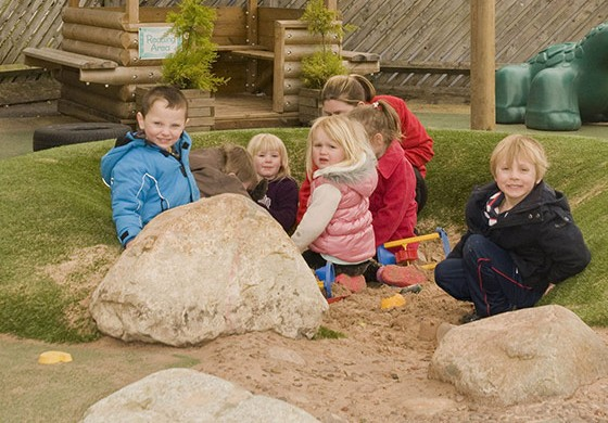 Essential Elements for an Authentic Playground