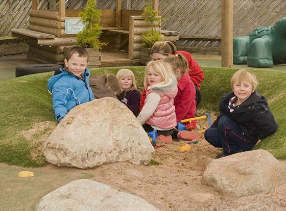 Boulders & Pebbles