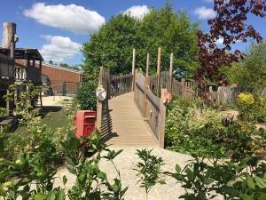 Horsham Nursery Outdoor Play Playgarden
