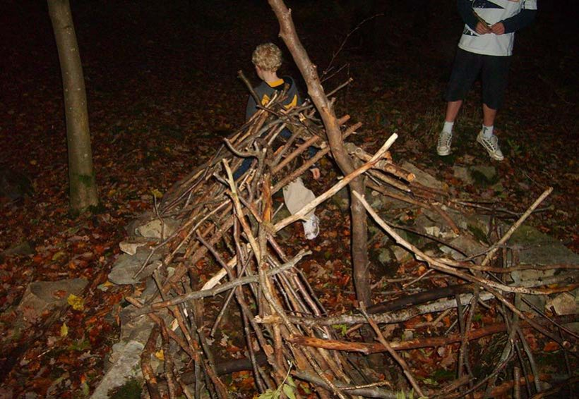 Tell us your Den Building Tales!