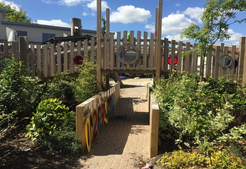 Horsham Nursery School, West Sussex