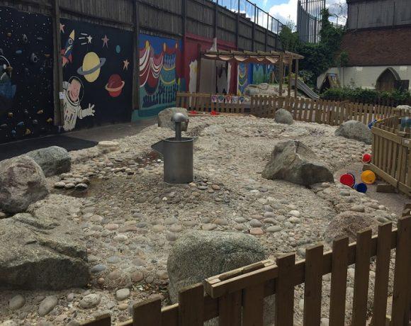 Ilderton Primary School, London