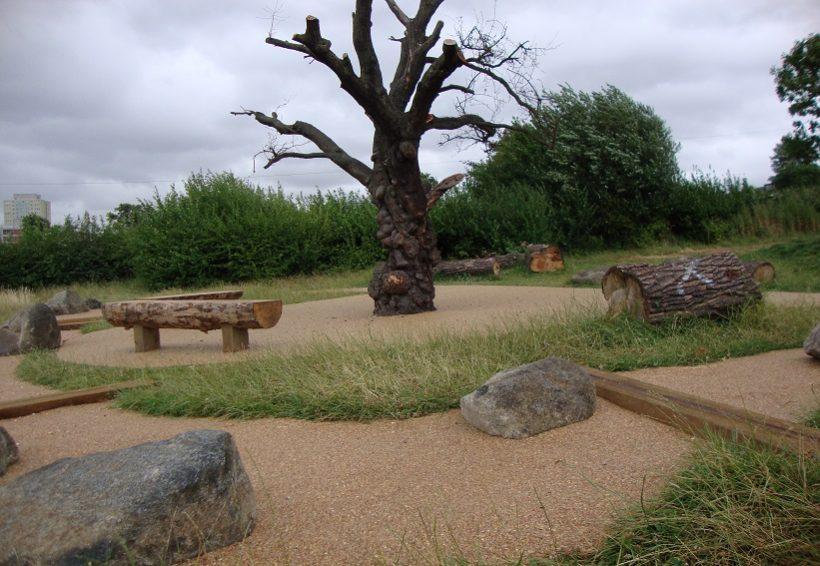 Lordship Recreation Ground, Haringey