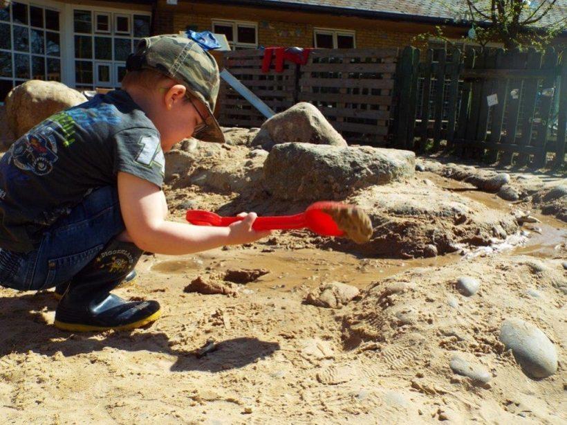 Sensational Sand Play!